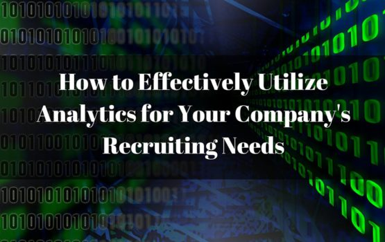 How to Effectively Utilize Analytics for Your Company's Recruiting Needs - Tracy Tedesco